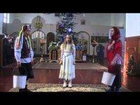 Рождественская постановка детской воскресной школы 2015